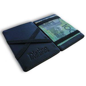 Black Flip Wallet