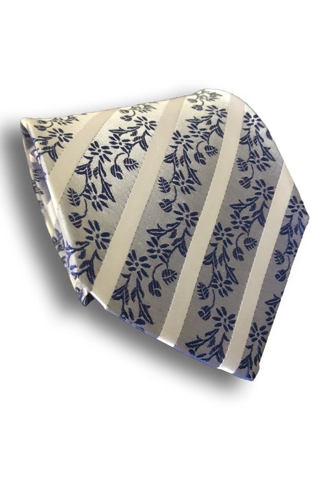 Oriental Seven Fold Silk Tie