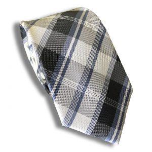 Plaid Neck Tie