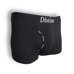Black Bamboo Boxer Briefs